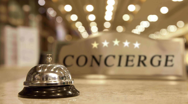 Concierge - New York-New York Hotel & Casino