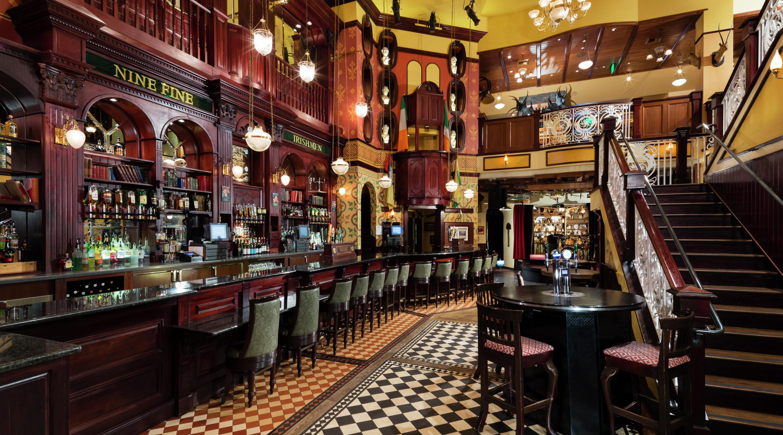Nine Fine Irishmen - Irish Pub Las Vegas - New York-New York