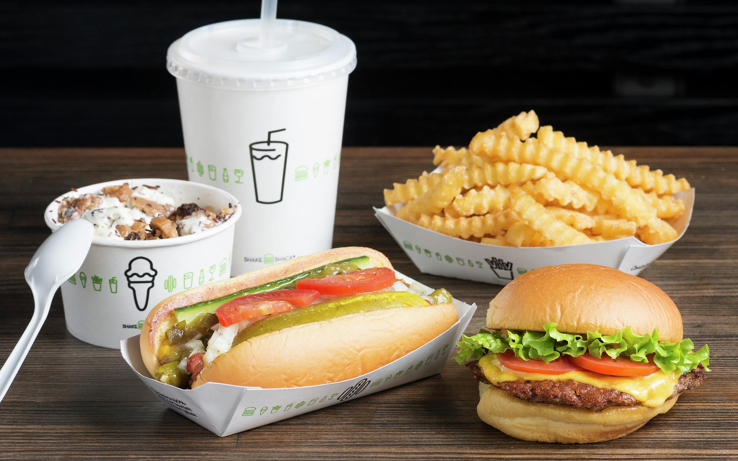 Shake Shack Las Vegas - Burgers & Milkshakes - New York-New