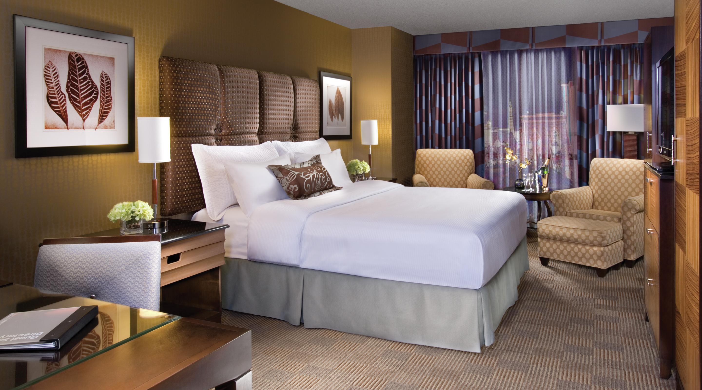 Run Of House Hotel Room New York New York Hotel Casino